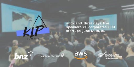 KLP Summit (Auckland), by Kiwi Landing Pad