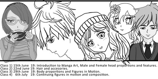 St Marys: Weekend Manga Art Classes