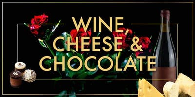 Wine, Cheese, Chocolate