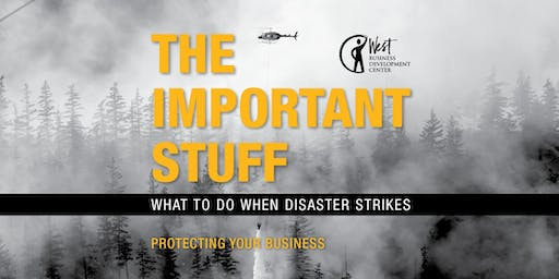 Emergency Prep for your Business: Lakeport