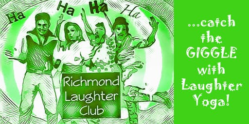 Free Laughter Yoga - Richmond Laughter Club