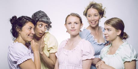 Yes and Yesteryear: An Improvised Jane Austen at Emily Carr House tickets