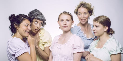 Yes and Yesteryear: An Improvised Jane Austen at Emily Carr House
