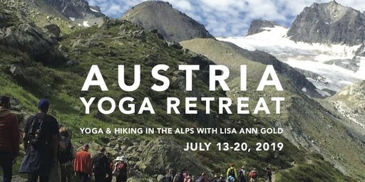 Austrian Hiking and Yoga Retreat