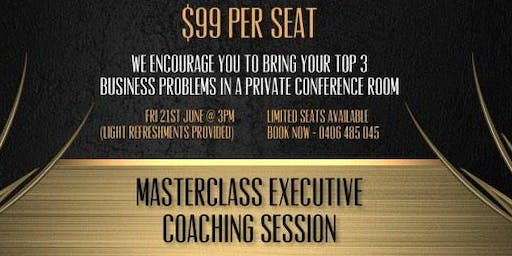 Kingdom Entrepreneurs Masterclass Executive Coaching Session