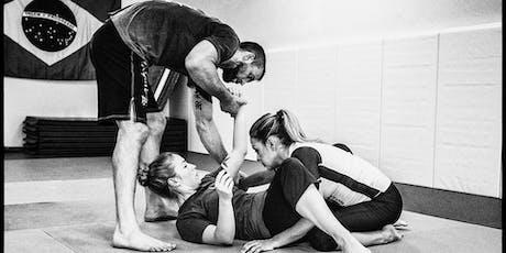 5 Weeks Introduction to Jiu-jitsu and Self-Defense tickets