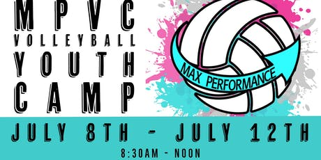 MPVC VOLLEYBALL YOUTH CAMP tickets