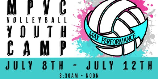 MPVC VOLLEYBALL YOUTH CAMP