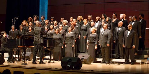 Closing Concert for 2019 Chorus America Conference