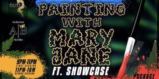 Painting With Mary Jane