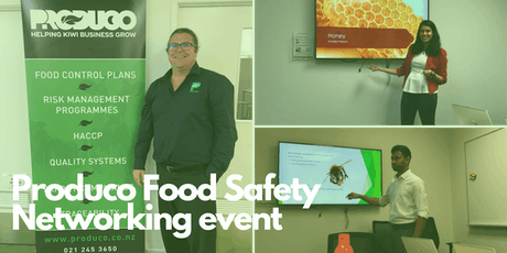 Produco Food Safety Networking Event tickets