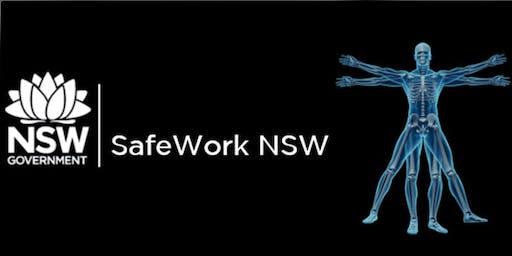 SafeWork NSW - Wollongong - PErforM Workshop