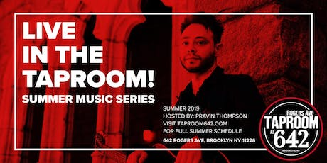 Live in the Taproom: Summer Music Series tickets