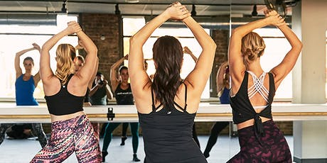 Barre Workout with Barre Code Denver tickets