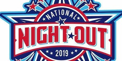 LWWC National Night Out 2019 & Backpack Giveaway