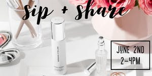 R + F  Sip and Share Featuring Kerri Stone