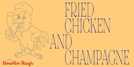 Champagne vs. Fried Chicken tickets