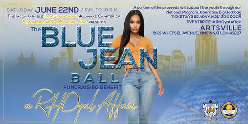 The Blue Jean Ball: A RHOyal Affair