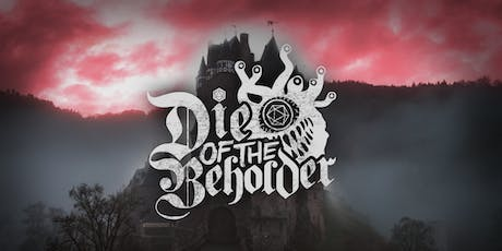Die of the Beholder (D&D-Themed Improv/Comedy) tickets