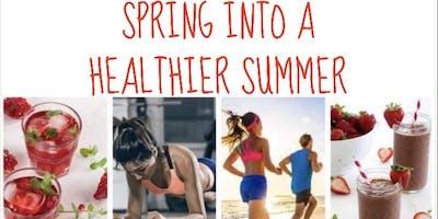 Spring into a Healthier Summer