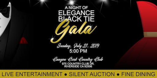 A Night of Elegance Black Tie Gala
