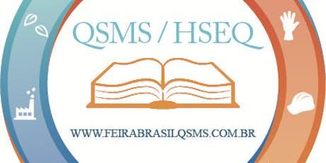 Feira Brasil QSMS ingressos