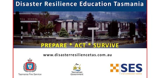 DISASTER RESILIENCE EDUCATION for principals-teachers-educators