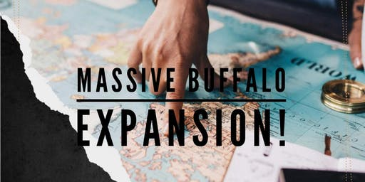 MASSIVE BUFFALO EXPANSION – CREATE YOUR IDEAL LIFE!
