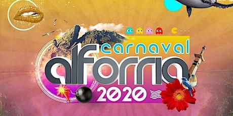 Carnaval Alforria 2020 ingressos