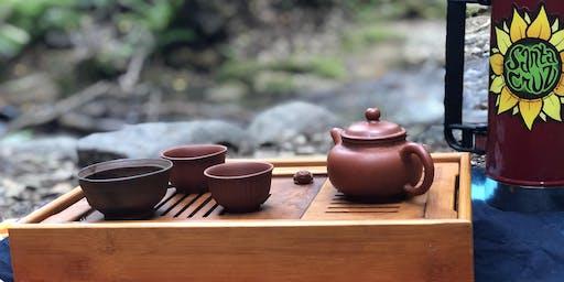 Qi & Tea : A Couples Nature Meditation Retreat