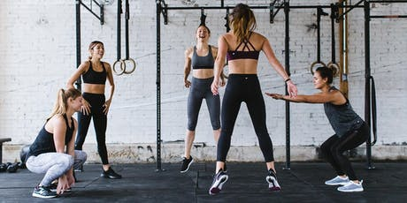 lululemon Brickell City Centre and Symmetry PT Sweat & Stretch tickets