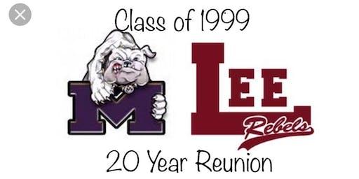 Class of 1999 MHS/LHS Reunion