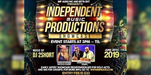 Independant Music Productions ShowCase