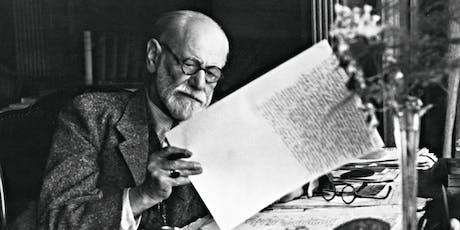 Ciclo Leituras de Freud - Moisés e o monoteísmo ingressos