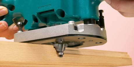 Intro to Woodworking: Router Basics tickets