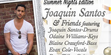 The All White Attire Party - Featuring Joaquin Santos & Friends tickets