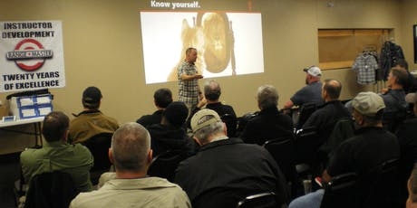 Rangemaster Firearms Instructor Reunion & Conference tickets