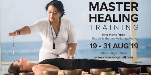 Master Healing Training