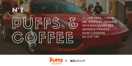 Puffs & Coffee N°2