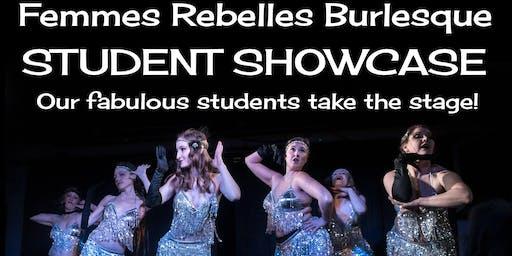 The Femmes Rebelles Spring Student Showcase