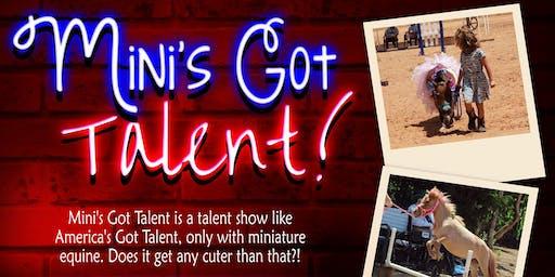 Minis Got Talent 2019