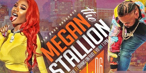 Megan the stallion at phantom