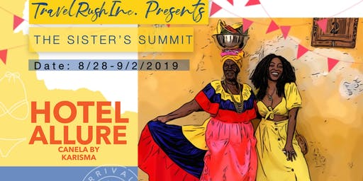 TravelRush presents Sisters Summit