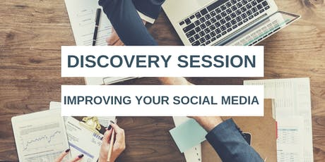 SABAS Discovery Session - Improving your Social Media  tickets