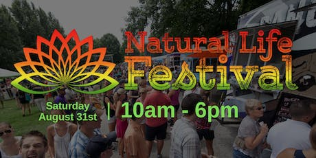 Atlanta Natural Life Festival tickets
