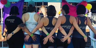 Yoga Pod Summer Yoga Series