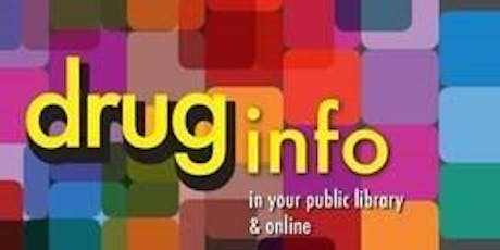 Drug and Alcohol Info Hub tickets