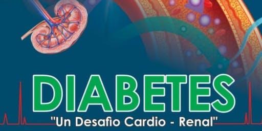 Diabetes: Un Desafío Cardio-Renal