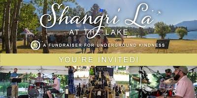 Underground Kindness presents Shangri La At The Lake
