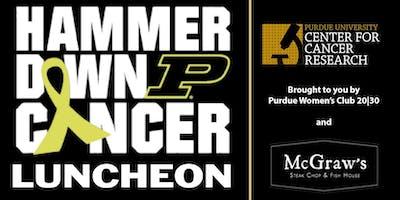 Hammer Down Cancer Luncheon 2019